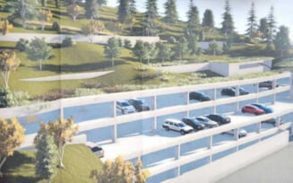 Primaria Brasov si-a adus aminte de parcarea de Dupa Ziduri