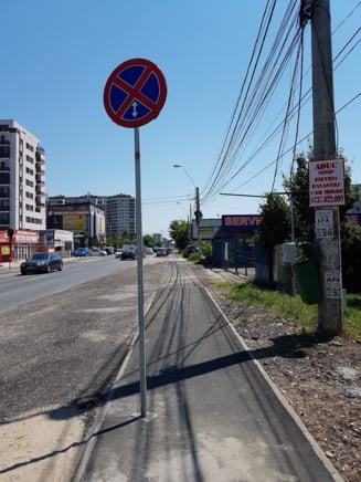 Primaria Capitalei a alocat, in sfarsit, banii pentru largirea soselei din Prelungirea Ghencea