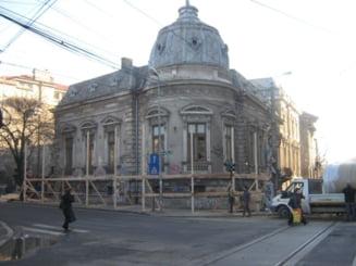 Primaria Capitalei a demolat un monument istoric pe timpul noptii