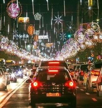 Primaria Capitalei ne pregateste o premiera: Luminite de Paste