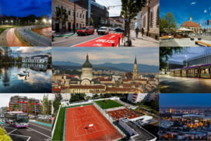 Primaria Cluj-Napoca a finalizat 160 de proiecte in perioada 2016-2020. Alte 118 sunt in derulare (P)