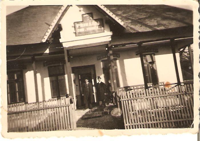 Primaria Comunei Voinesti la 1948