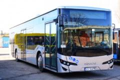 Primaria Constanta achizitioneaza 18 microbuze