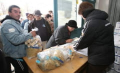 Primaria Craiova continua distributia alimentelor gratuite