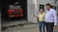 Primaria Livezi are masina de pompieri din Elvetia
