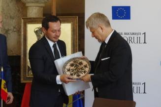 Primaria Sectorului 1 da aproape un milion de euro pentru refacerea unui monument istoric din...Chisinau