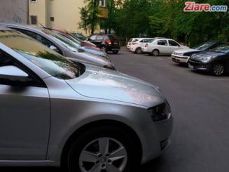 Primaria Sectorului 4 va aloca locuri de parcare de resedinta doar printr-o platforma online