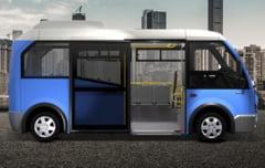 Primaria Sibiu introduce minibuze electrice in centrul istoric. Cinci astfel de vehicule vor fi furnizate pana in septembrie