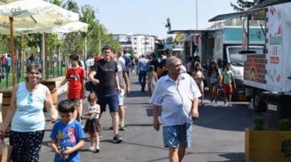 """Primaria Slatina reia organizarea festivalurilor. """"Fun & Be Safe Street Food"""" si """"Oltenii si Restu' Lumii"""", programate in toamna"""
