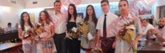 Primaria Targoviste a premiat elevii de zece si doi campioni Wushu Kung-Fu