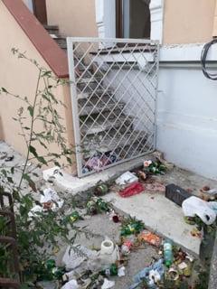 Primaria Timisoara a fost amendata cu 15.000 de lei pentru mormanele de gunoaie de pe strazi