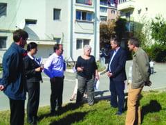 Primaria a predat amplasamentul pentru blocurile ANL