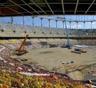 Primaria a stabilit pretul chiriei pe National Arena