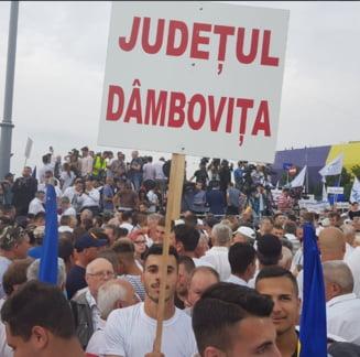 Primarii PSD din Dambovita se solidarizeaza cu Tutuianu, il critica pe Dragnea si acuza unii ministri