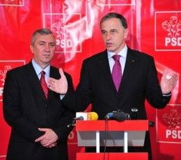 Primarii PSD din Dolj se opun in unanimitate sanctionarii lui Geoana