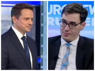 """Primarii Varsoviei si Budapestei denunta veto-ul """"iresponsabil"""" al guvernelor lor suveraniste fata de bugetul si planul de relansare europene"""