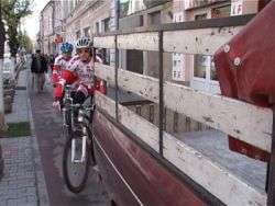 Primariile, obligate sa amenajeze piste pentru biciclisti din 2008