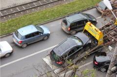 Primarul Aradului, Gheorghe Falca, a fost implicat intr-un accident de circulatie