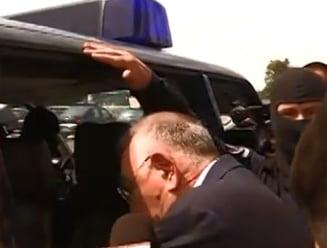 Primarul Chiliman, saltat de DNA direct de pe aeroport si urcat in duba UPDATE