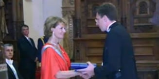 Primarul Chisinaului, Lucian Pintilie si Ecaterina Andronescu, decorati de Casa Regala