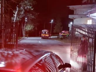 """Primarul Craiovei, Lia Olguta Vasilescu, despre incendiul de la Spitalul de Psihiatrie: """"Clinica este recent reabilitata. O pacienta a dat foc unei saltele"""""""