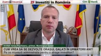 """Primarul Galatiului a iesit la """"vanatoare"""" de investitori pentru 80 de hectare de teren in Zona Libera"""