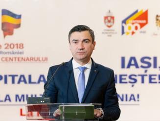 Primarul Iasiului spune ca bugetul pe 2019 va arunca tara in saracie: Parlamentarii din Moldova sa nu voteze acest buget
