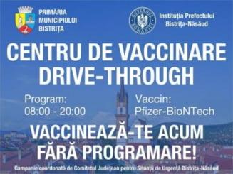 Primarul Ioan Turc: Bistritenii care inca nu sunt imunizati sunt incurajati sa vina la vaccin!