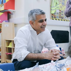 Primarul Londrei compara vorbele lui Trump cu ale Statului Islamic