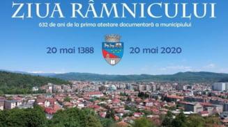 """Primarul MIRCIA GUTAU: """"La multi ani Ramnicu Valcea!"""""""