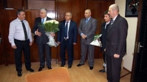 Primarul Nicolae Barbu, invitat la Ruse pentru aniversarea subprefectului Vasko Marinov