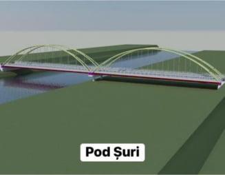 Primarul Nicolae Moldovan anunta un nou pod peste Somes. Unde va fi construit ?