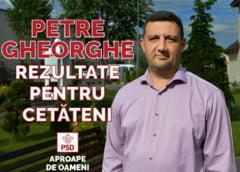 Primarul PSD al unei comune de langa Bucuresti, acuzat de spaga. DNA i-a pus sechestru pe 4 terenuri