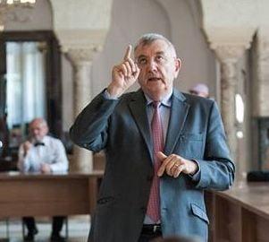 Primarul Sectorului 1 Andrei Chiliman, retinut de DNA (Video)