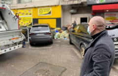 """Primarul Sectorului 2, pornit sa curete toate chioscurile de pe trotuare: """"Nu vom mai permite mai mult de o florarie pe intersectie"""""""