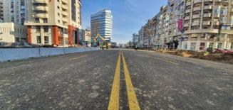 Primarul Sectorului 3 vrea sa termine parcarea din Bulevardul Decebal pana la vara: In iulie, cel mai tarziu