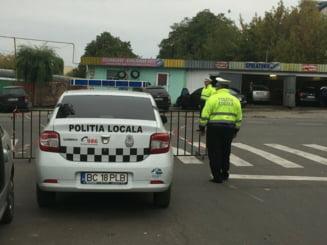 Primarul Sectorului 5 a solicitat Politiei locale sa duca persoanele fara adapost la centrele sociale