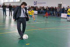 Primarul Timisoarei ii cere lui Ponta sa aloce bani pentru construirea unui nou stadion in oras