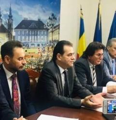 Primarul Timisoarei reclama ca PNL n-are o locomotiva la alegeri, asa cum e Ciolos la USR-PLUS