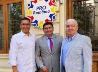 Primarul de Ogrezeni, Jean Jipa - transferul politic al zilei