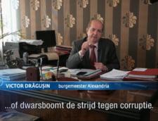 Primarul din Alexandria: Coruptia nu poate sa dispara! Cat timp vor circula bani pe pamantul asta, va fi coruptie (Video)