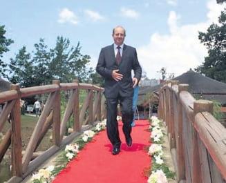 Primarul din Alexandria a asfaltat drumurile in regim de urgenta pentru nunta fiicei