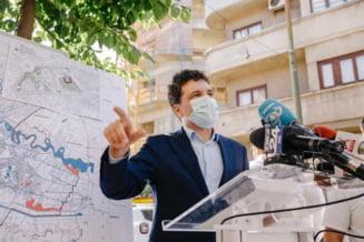 Primarul general Nicusor Dan: Operatorii de deszapezire din toate sectoarele Capitalei sa fie pregatiti de interventie