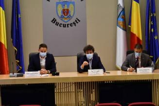 Primarul general al Capitalei afirmă că proiectul trenului metropolitan Bucureşti - Ilfov este crucial pentru mobilitate și mediu