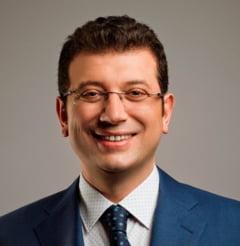 Primarul orasului Istanbul, Ekrem Imamoglu, internat intr-un spital american dupa ce a fost testat pozitiv pentru coronavirus si a facut febra