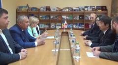 Primarul orasului moldovean Balti a avut nevoie de translator pentru a intelege limba romana (Video)