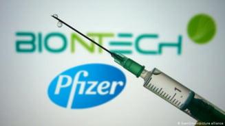 Primele 10.000 de doze de vaccin impotriva COVID intra vineri in tara, prin Vama Nadlac 2. Vaccinarea incepe pe 27 decembrie