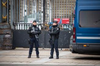 Primele arestari in cazul jafului de 22 de milioane de dolari din Elvetia. Politia a facut reconstituirea modului in care actionau talharii