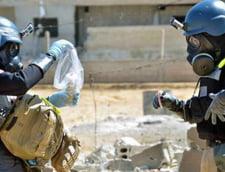 Primele arme chimice au parasit Siria - vor fi distruse pe Marea Mediterana