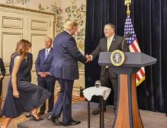 Primele audieri publice in Congres in ancheta in vederea destiturii lui Trump, din 13 noiembrie
